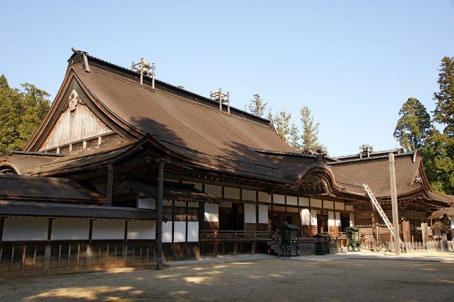 Kongobu-ji Temple, Koya-cho, Japan