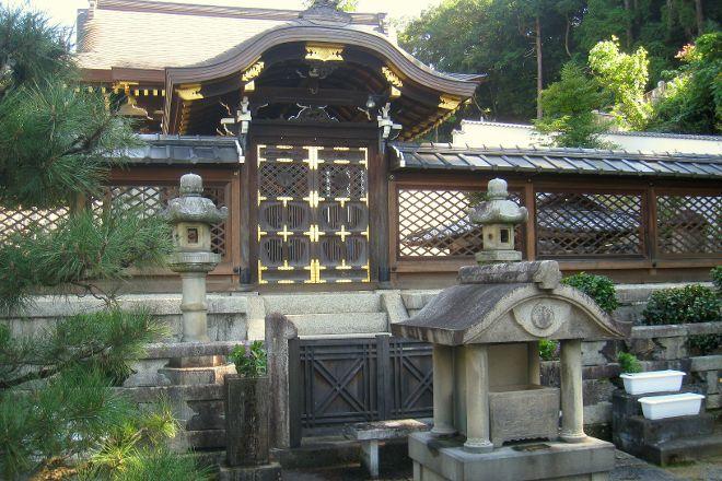 Koshojibetsuin Ryozenhobyo, Kyoto, Japan