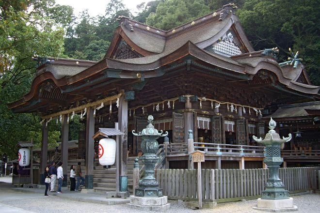 Kotohira-gu, Kotohira-cho, Japan