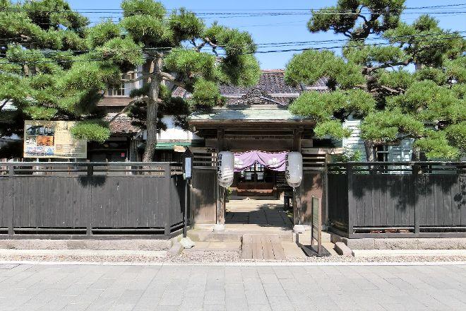 Kyu Soma-tei, Hakodate, Japan