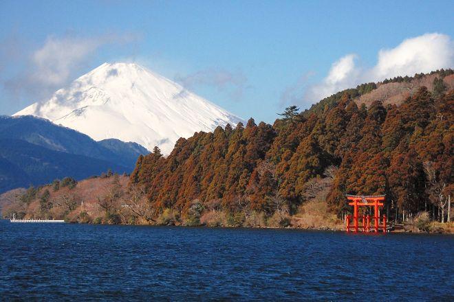 Lake Ashinoko, Hakone-machi, Japan