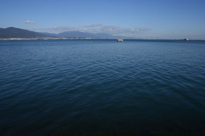 Lake Biwa, Shiga Prefecture, Japan