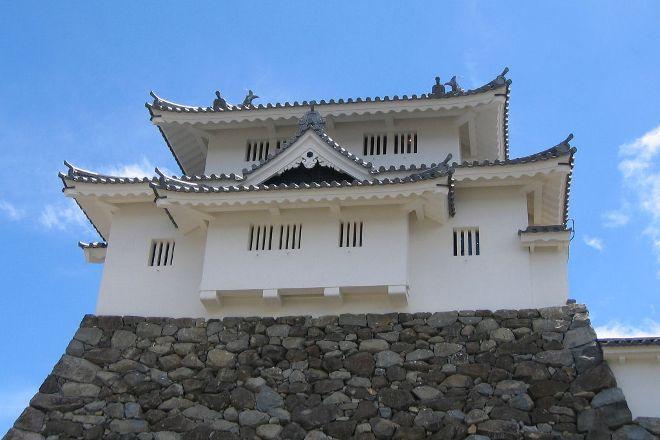 Maizuru Castle Park, Kofu, Japan