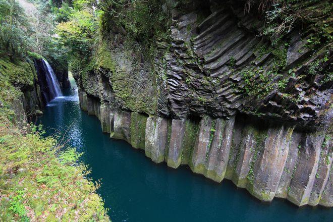 Manai Falls, Takachiho-cho, Japan