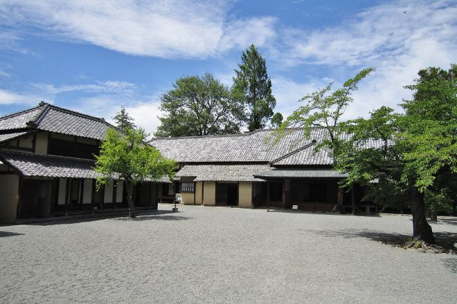 Matsushiro Literary and Military School, Nagano, Japan