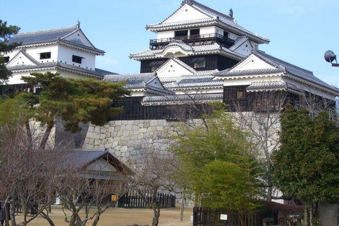 Matsuyama Castle, Matsuyama, Japan