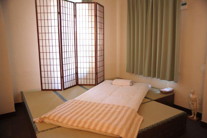 Megumi Shiatsu Clinic, Nakano, Japan
