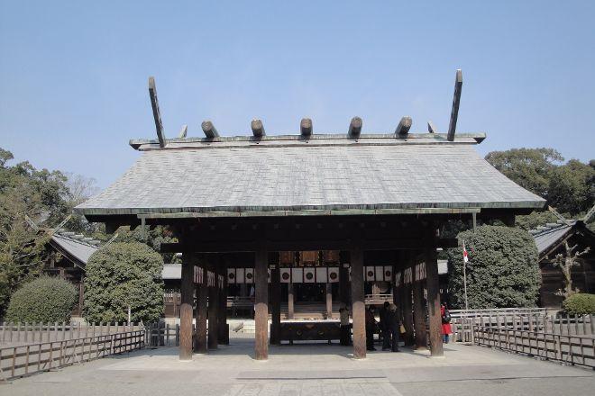 Miyazaki Shinto Shrine, Miyazaki, Japan