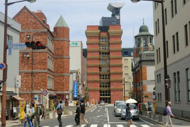 Mojiko Retro, Kitakyushu, Japan