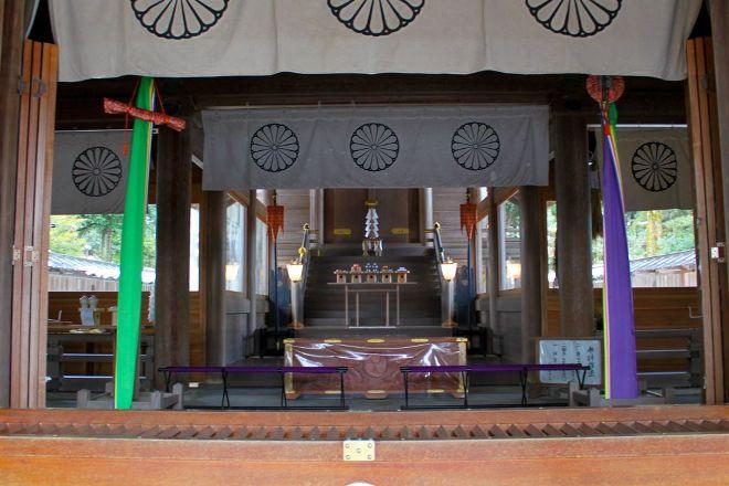 Motoise Konojinja Shrine, Miyazu, Japan