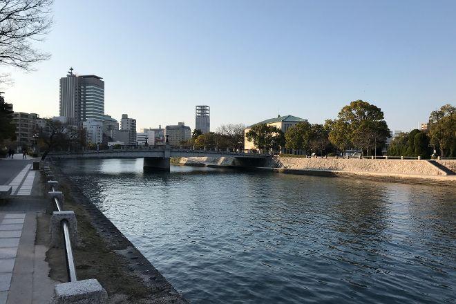 Motoyasu River, Hiroshima, Japan