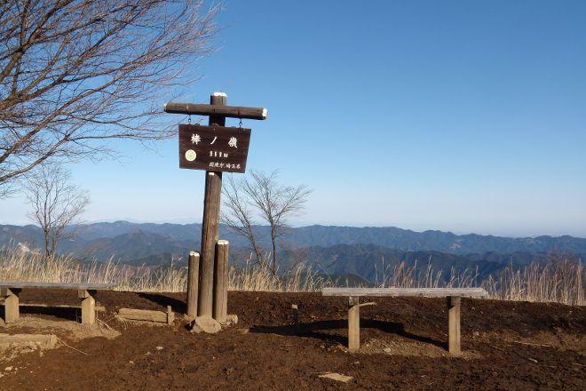 Mount Bonoore, Kanto, Japan