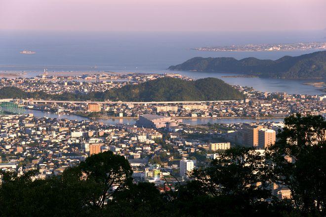 Mount Bizan, Tokushima, Japan
