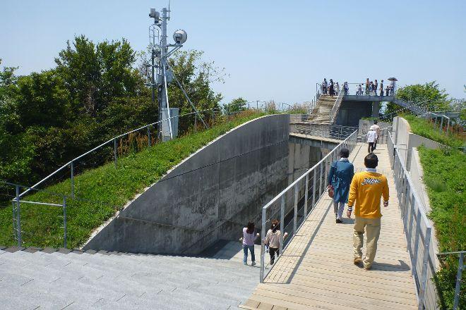 Mt. Kiro Observatory Park, Imabari, Japan