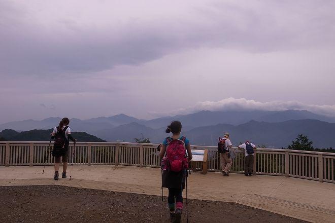 Mt. Shiroyama, Kagoshima, Japan