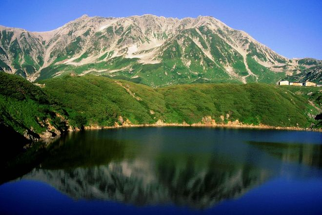 Mt. Tateyama, Tateyama-machi, Japan