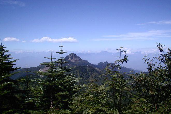 Mt. Yokote, Yamanouchi-machi, Japan