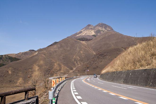 Mt. Yufu, Yufu, Japan
