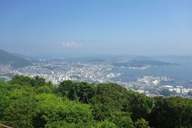 Mt. Yumiharidake Observation Deck, Sasebo, Japan