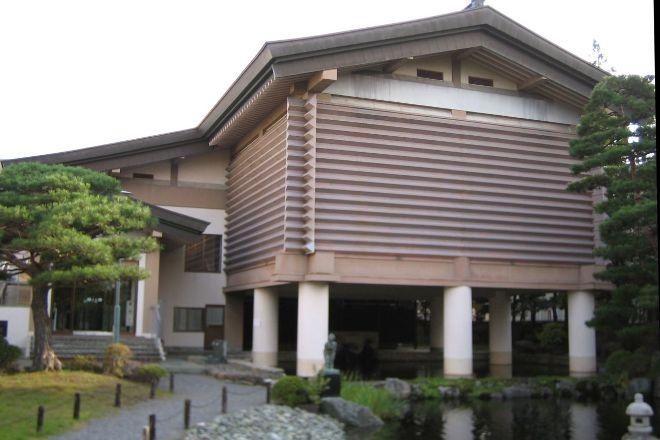 Munakata Shiko Memorial Museum of Art, Aomori, Japan