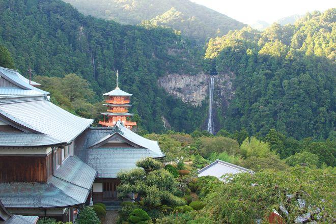 Nachi Mitaki Falls, Nachikatsura-cho, Japan