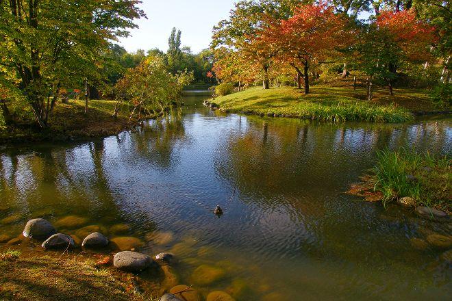 Nakajima Park, Sapporo, Japan