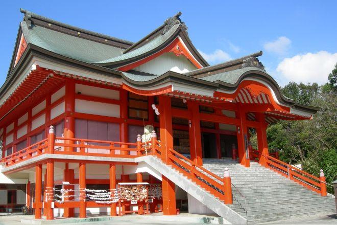 Naritasan Kurume Bunin, Kurume, Japan