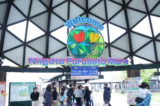 Niigata Furusatomura, Niigata, Japan
