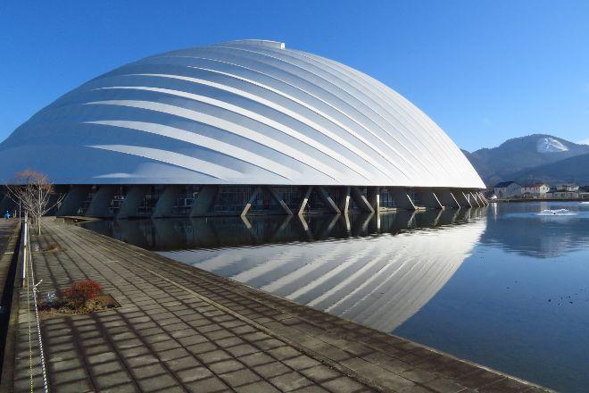 Nipro Hachiko Dome, Odate, Japan