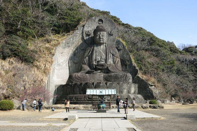 Nokogiriyama Nihonji Tenbodai, Kyonan-machi, Japan