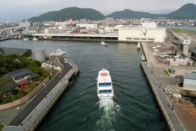 Numazu Port, Numazu, Japan
