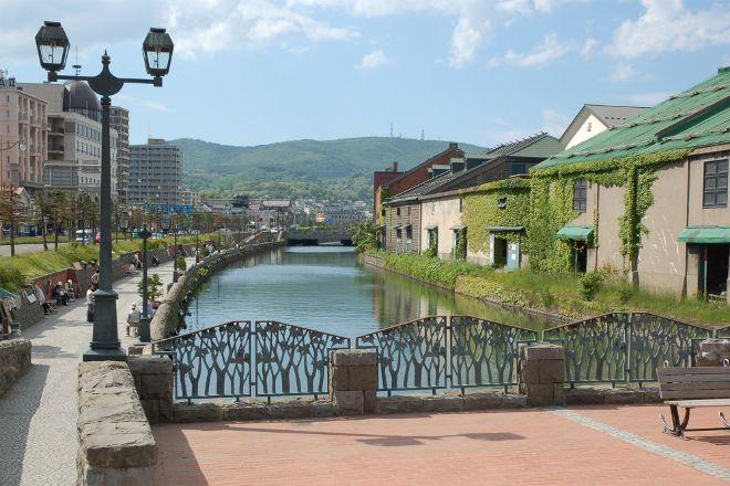 Otaru Canal, Otaru, Japan