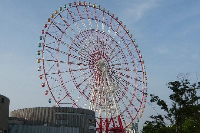 Pallete Town Big Ferris Wheel, Koto, Japan