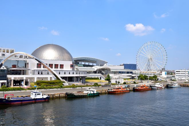 Port of Nagoya Public Aquarium, Minato, Japan