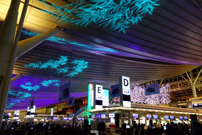 Raffine Haneda Airport International Passenger Terminal, Ota, Japan