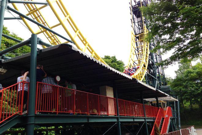 Rusutsu Resort Amusement Park, Rusutsu-mura, Japan