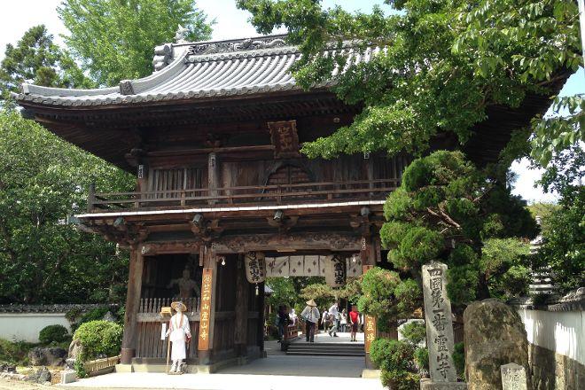 Ryozen-ji Temple, Naruto, Japan