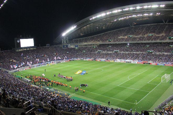 Saitama Stadium 2002, Saitama, Japan