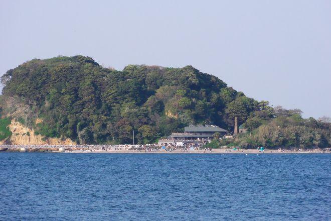 Sarushima Island (Monkey Island), Saru-jima, Japan