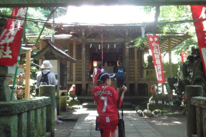 Sasuke Inari Shrine, Kamakura, Japan