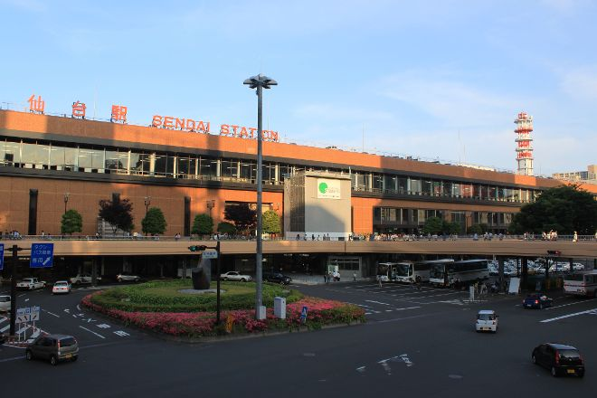 Sendai Station, Sendai, Japan