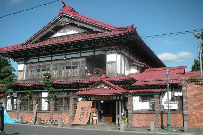 Shayokan, Goshogawara, Japan