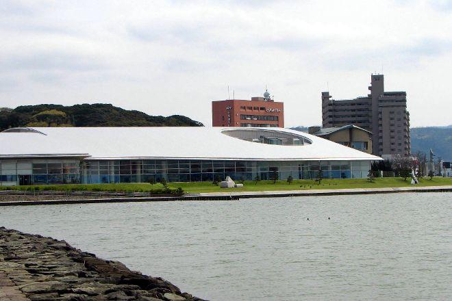 Shimane Art Museum, Matsue, Japan