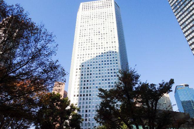 Shinjuku Sumitomo Building, Nishishinjuku, Japan