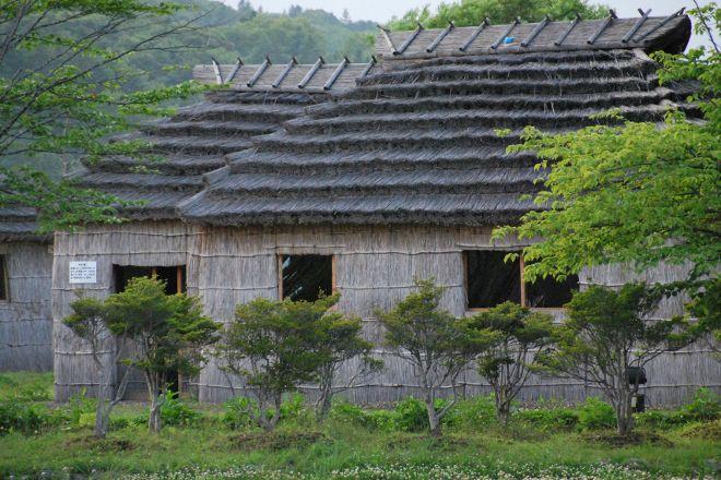 Shiraoi Ainu Musuem and Village, Shiraoi-cho, Japan