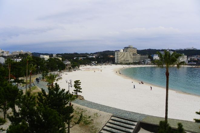 Shirarahama Beach, Shirahama-cho, Japan