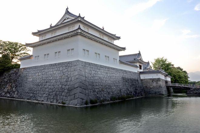 Shizuoka castle, Shizuoka, Japan