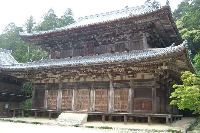 Shoshazan Engyoji, Himeji, Japan