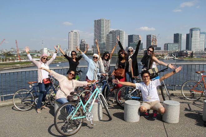 Soshi's Tokyo Bike Tour, Minato, Japan