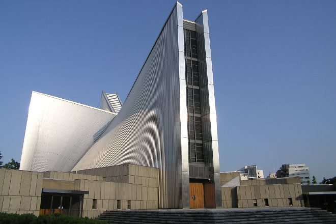 St. Mary's Cathedral, Tokyo, Bunkyo, Japan